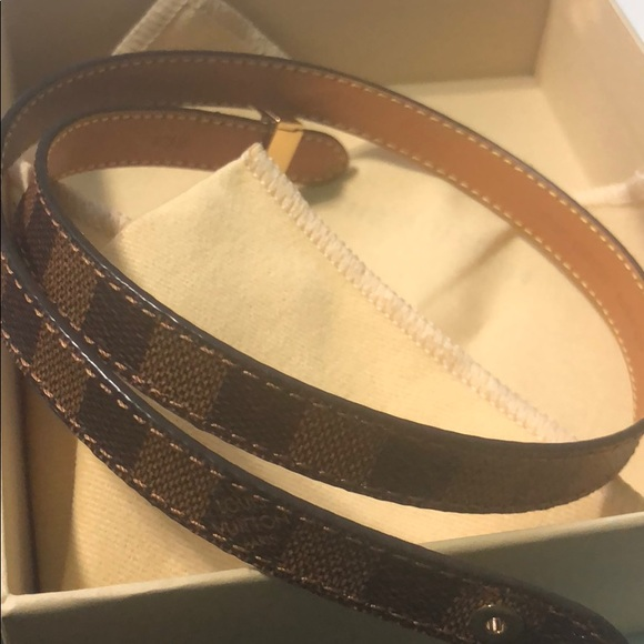 Louis Vuitton Jewelry Leather Wrap Bracelet Poshmark